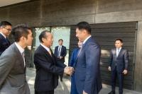 Ерөнхий сайд У.Хүрэлсүх Япон Улсын парламентын Төлөөлөгчдийн танхимын гишүүдийг хүлээн авч уулзав