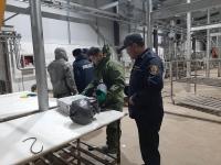Мал төхөөрөх үйлдвэрийн ажилчид химийн бодист хордсон байж болзошгүй