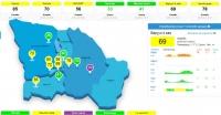 Улаанбаатар хотын хэмжээнд агаарын чанарыг хянах 15 харуул ажиллаж байна