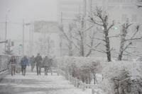 Ихэнх нутгаар цас орж, цасан шуурга шуурч, хүйтрэнэ