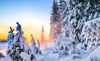 Дорнод, Сүхбаатарын нутаг, Хэнтийн зүүн болон өмнөд хэсгээр цасан шуурга шуурна