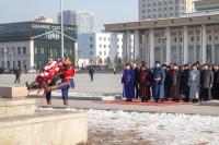 Монгол Улсын Үндсэн хуулийн Нэмэлт өөрчлөлтийн уг эхийг ёсчлов