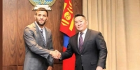 Жүдоч Моллаей Саеидийг өөрийнх нь хүсэлтээр Монгол Улсын харьяат болгов