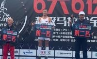 Б.Буджаргал 6 өдөр, 6 шөнө тасралтгүй үргэлжилдэг гүйлтийн тэмцээнд түрүүлжээ
