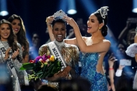 Дэлхийн мисс 2019-ийн ялагч Зозибини Тунзи