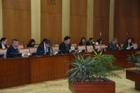 ЭЗБХ:Санхүүжилтийн хэлэлцээрийн төслийг дэмжиж, хуулийн төслүүдийг хэлэлцэв