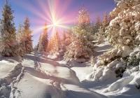 Төв болон говийн аймгуудын нутгийн зарим газраар цас орж, зөөлөн цасан шуурга шуурна