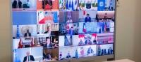 ''Их-20''-ийн чуулган онлайнаар хуралдаж мэдэгдэл гаргав