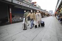 Япон Улсад нийт 3847 халдвартай иргэн байгаагаас 1043 нь Токио хотод бүртгэгдээд байна