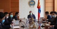Ерөнхийлөгч Х.Баттулга Сонгуулийн ерөнхий хорооны дарга, гишүүдтэй уулзлаа