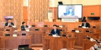 Засгийн газрын гишүүн Улсын Их Хуралд тангараг өргөх журам батлагдлаа