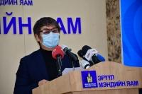 Д.Нямхүү: Дахин 13 хүнээс коронавирус илэрлээ