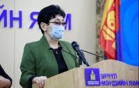 А.Амбасэлмаа: Өнөөдөр хоёр хүн эдгэрч эмнэлгээс гарлаа