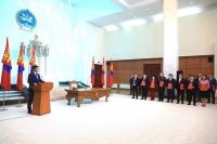Засгийн газрын гишүүдийн танилцуулга