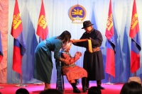 ''Фронт'' хэмээн алдаршсан С.Цэгмидэд Монгол Улсын гавьяат малчин цол хүртээв
