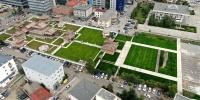 Хотын дарга цэцэрлэгт хүрээлэнгийн тохижилтын ажлын явцыг шалгаж, үүрэг чиглэл өглөө