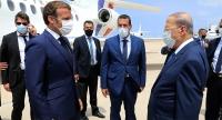 Эммануэл Макрон яагаад Ливанд айлчилсан бэ?