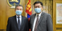 Монгол Улс, ОХУ хооронд дипломат харилцаа тогтоосны 100 жилийн ойг ирэх жил хамтран тэмдэглэнэ
