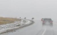 Өнөөдөр Төв аймаг, Хэнтийн өмнөд, Дундговь, Дорноговийн хойд хэсгээр цасан шуурга шуурна