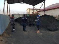 Зөвшөөрөлгүй түүхий нүүрс түлсэн долоон АНН-ийн 247.2 тн түүхий нүүрсийг хураалаа