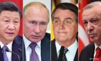 Путин, Ши Жиньпин нар яагаад Байденд баяр хүргэсэнгүй вэ?