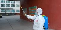 Нийслэлийн мэргэжлийн хяналтын газраас оюутны дотуур байрнуудад ариутгал, халдваргүйтгэл хийж байна