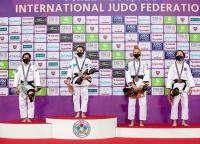 М.Уранцэцэг Доха мастерсаас хүрэл медаль хүртлээ