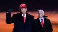 Майк Пенсе Доналд Трампыг албан тушаалаас нь огцруулахаас татгалзлаа
