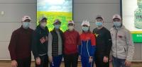 Монголын цанын шигшээ баг Финланд улсыг зорив