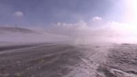 Өнөөдөр Ховдын зүүн, Завханы нутаг, Говь-Алтайн хойд хэсгээр цасан шуурга шуурна