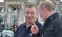 Тойм: Ротенбэрг Путиныг аварч, Жириновский авлигатай тэмцэн, ОХУ Габон улсыг гүйцэж түрүүлэв