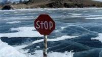 Мөсөн дээгүүр явах болон авто тээвэр хийхгүй байхыг анхааруулж байна