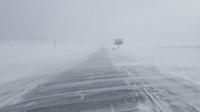 Өнөөдөр Завханы нутаг, Говь-Алтай, Баянхонгорын хойд баруун хэсгээр цасан шуурга шуурна