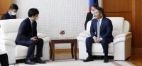 БНСВУ-аас Монгол Улсад суух Элчин сайд Итгэмжлэх жуух бичгээ өргөн барилаа