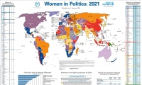 Улс төр дэх эмэгтэйчүүд: Монгол Улс Ази тивд тэргүүллээ