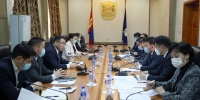Зүүн Азийн Залуучуудын II наадмыг 2023 онд Улаанбаатар хотод зохион байгуулах асуудлаар санал солилцлоо