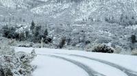 Баруун аймгуудын нутгийн зүүн, төвийн аймгуудын нутгийн хойд хэсгээр бороо, нойтон цас орж, зөөлөн цасан шуурга шуурна