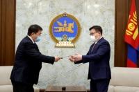 Монгол Улсын Ерөнхийлөгчийн сонгуулийн дүнг Улсын Их Хуралд өргөн мэдүүллээ