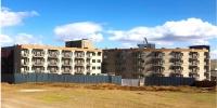Монгол-Германы хамтарсан их сургуулийн дотуур байрны барилгын явц 80 хувьтай байна