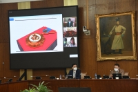 Ардын хувьсгалын 100 жилийн ойн хүндэт медаль бий болгох тогтоолын төсөл дэмжигдэв