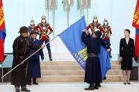 Ерөнхийлөгч Х.Баттулга ''Монголын Ардчилсан холбоо'' төрийн бус байгууллагыг Монгол Улсын Баатар цолоор шагналаа