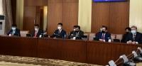 АБГББХ:Элчин сайд нарыг эгүүлэн татах, томилох асуудлыг зөвшилцөх Монгол Улсын Ерөнхийлөгчийн саналыг дэмжив