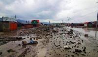 Говь-Алтай аймагт аадар бороо орж, үер буусны улмаас таван хүн энджээ
