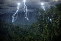 Баруун, төв, говь болон зүүн аймгуудын нутгийн зарим газраар дуу цахилгаантай аадар бороо орно