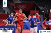 Токио 2020: М.Лхагвагэрэл эгзэгтэй байдлаас ялалт байгуулж, шөвгийн дөрөвт үлдлээ