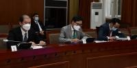 ХЗБХ: Д.Гангабаатарыг Үндсэн хуулийн цэцийн гишүүнээр томилуулах УДШ-ийн саналыг дэмжив