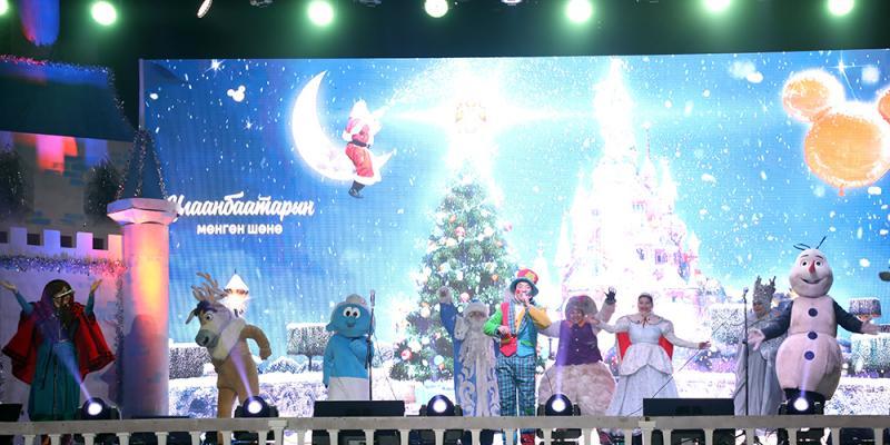 """kkkk Фото: """"Улаанбаатарын мөнгөн үдэш"""" Шинэ жилийн баярын цэнгүүн"""